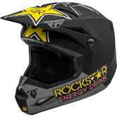 Fly Racing 2020 Kinetic Rockstar Motocross Helmet