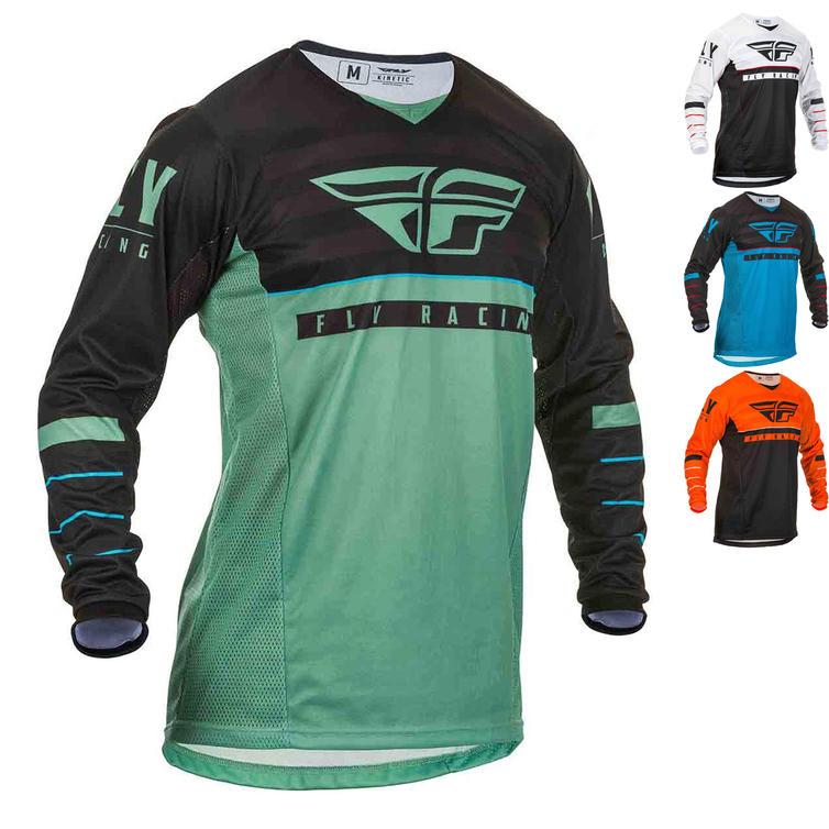 Fly Racing 2020 Kinetic K120 Motocross Jersey