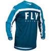Fly Racing 2020 F-16 Motocross Jersey Thumbnail 6