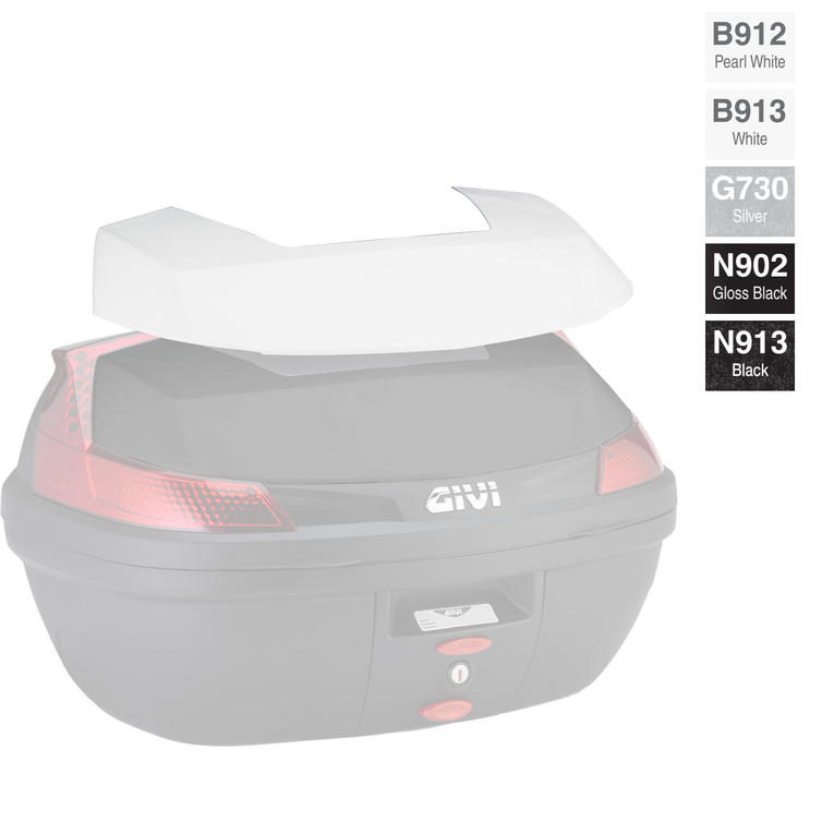 Givi Top Case Cover for B47 Blade Cases