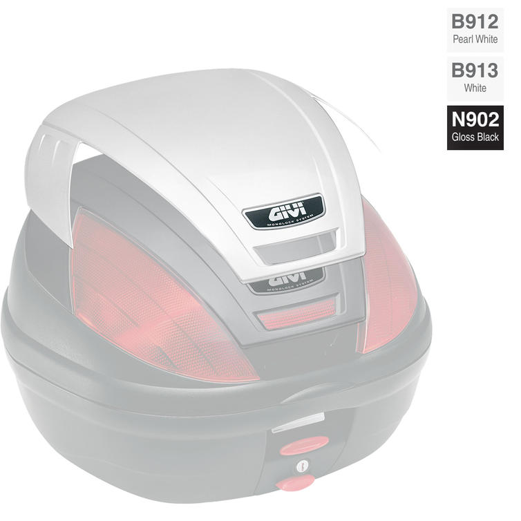 Givi Top Case Cover for E370 Cases