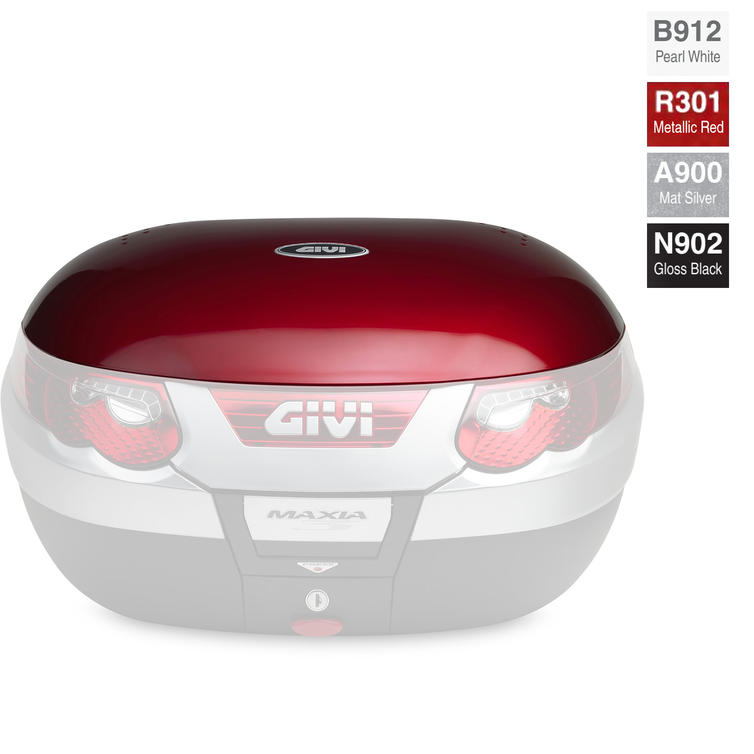 Givi Top Case Cover for E55 Maxia III Cases