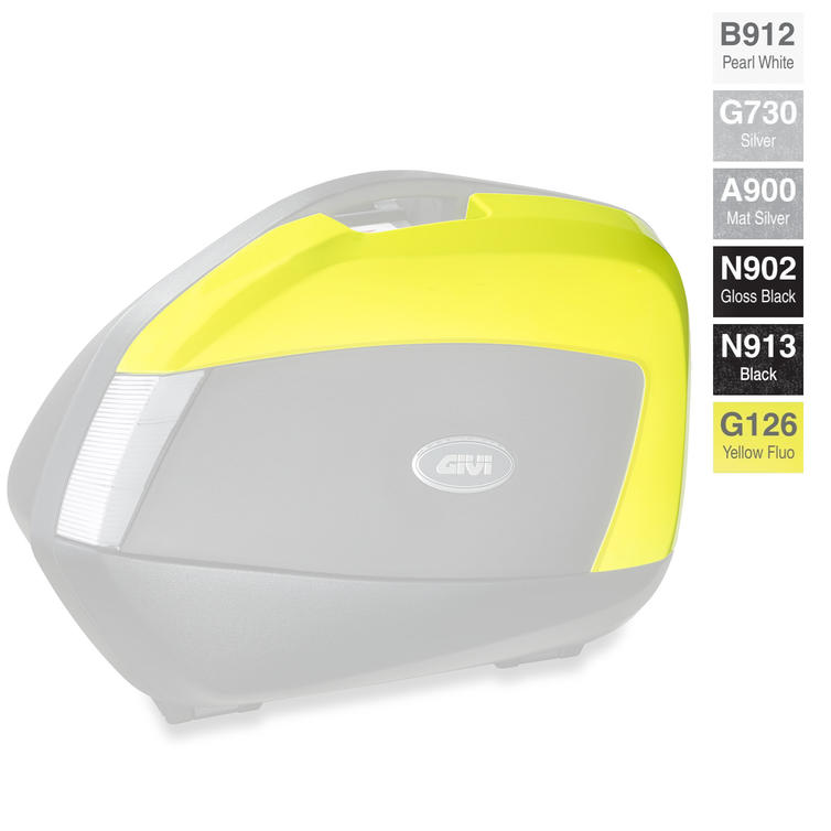 Givi Side Case Covers for V35 Panniers