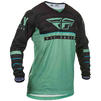 Fly Racing 2020 Kinetic K120 Motocross Jersey & Pants Sage Green Black Kit Thumbnail 4