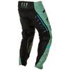 Fly Racing 2020 Kinetic K120 Motocross Jersey & Pants Sage Green Black Kit Thumbnail 9