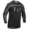 Fly Racing 2020 F-16 Motocross Jersey & Pants Black Grey Kit Thumbnail 4