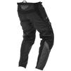 Fly Racing 2020 F-16 Motocross Jersey & Pants Black Grey Kit Thumbnail 9