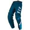Fly Racing 2020 F-16 Motocross Jersey & Pants Navy Blue White Kit Thumbnail 5