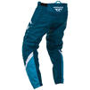 Fly Racing 2020 F-16 Motocross Jersey & Pants Navy Blue White Kit Thumbnail 8
