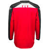Fly Racing 2020 F-16 Motocross Jersey & Pants Red Black White Kit Thumbnail 6