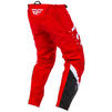 Fly Racing 2020 F-16 Motocross Jersey & Pants Red Black White Kit Thumbnail 9