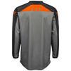 Fly Racing 2020 F-16 Motocross Jersey & Pants Grey Black Orange Kit Thumbnail 6