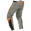 Fly Racing 2020 F-16 Motocross Jersey & Pants Grey Black Orange Kit Thumbnail 8