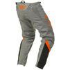 Fly Racing 2020 F-16 Motocross Jersey & Pants Grey Black Orange Kit Thumbnail 9