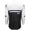 Fly Racing 2020 Kinetic K120 Youth Motocross Jersey & Pants Black White Red Kit Thumbnail 6