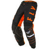 Fly Racing 2020 Kinetic K120 Youth Motocross Jersey & Pants Orange Black White Kit Thumbnail 5