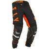 Fly Racing 2020 Kinetic K120 Youth Motocross Jersey & Pants Orange Black White Kit Thumbnail 7