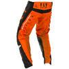 Fly Racing 2020 Kinetic K120 Youth Motocross Jersey & Pants Orange Black White Kit Thumbnail 8