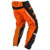 Fly Racing 2020 Kinetic K120 Youth Motocross Jersey & Pants Orange Black White Kit Thumbnail 9