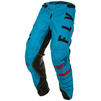 Fly Racing 2020 Kinetic K120 Youth Motocross Jersey & Pants Blue Black Red Kit Thumbnail 5