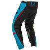 Fly Racing 2020 Kinetic K120 Youth Motocross Jersey & Pants Blue Black Red Kit Thumbnail 8
