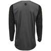 Fly Racing 2020 Kinetic K220 Youth Motocross Jersey & Pants Black Grey Hi-Vis Kit Thumbnail 6