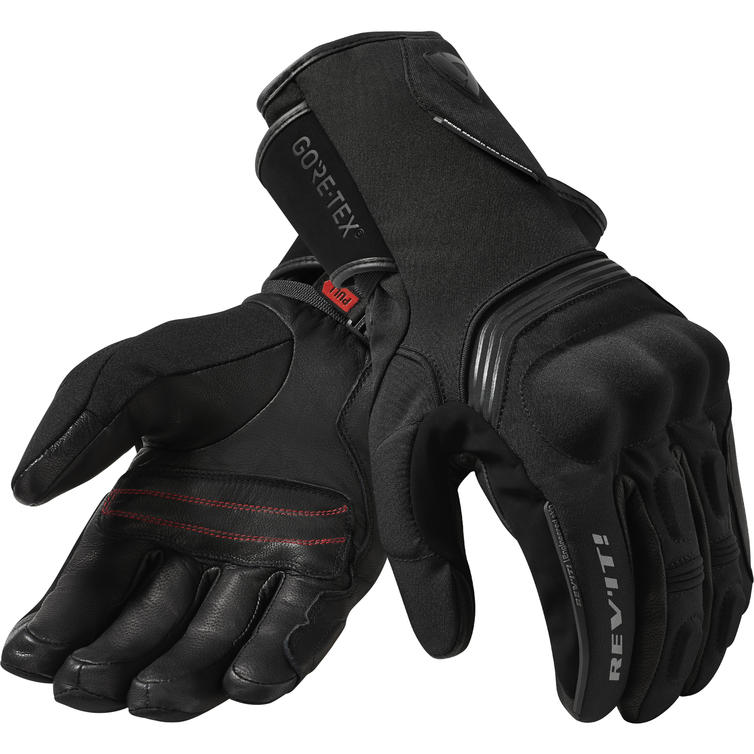 Rev It Fusion 2 GTX Gore-Tex Motorcycle Gloves