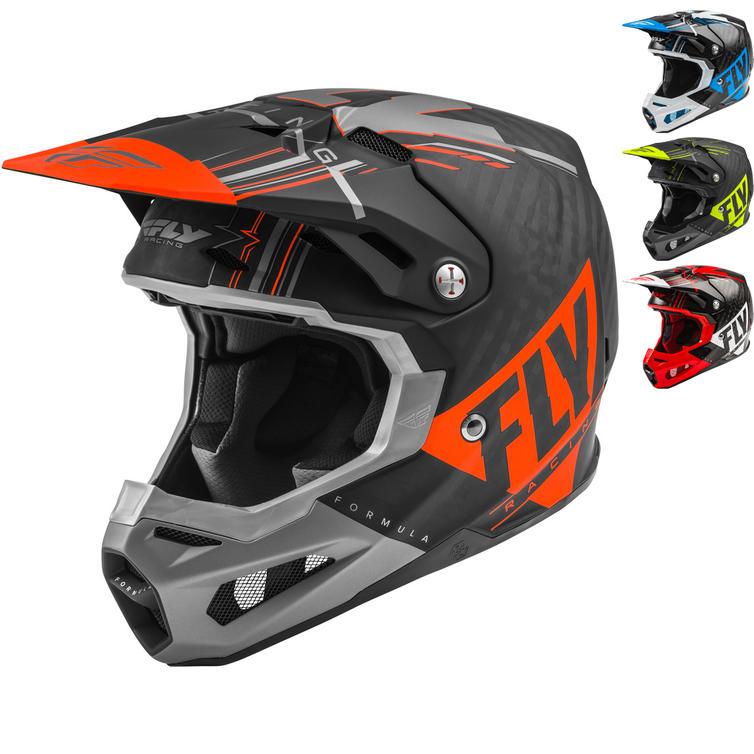 Fly Racing 2020 Formula Vector Motocross Helmet