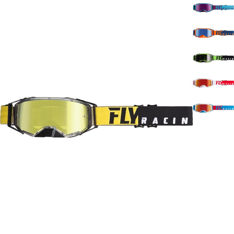 Fly Racing 2020 Zone Pro Motocross Goggles