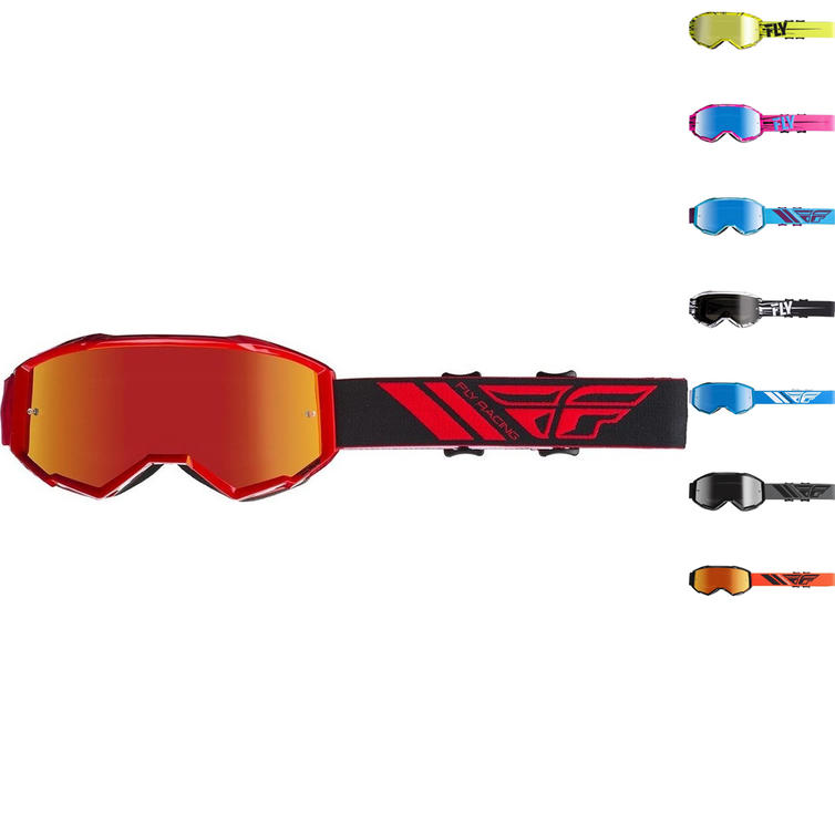 Fly Racing 2020 Zone Motocross Goggles