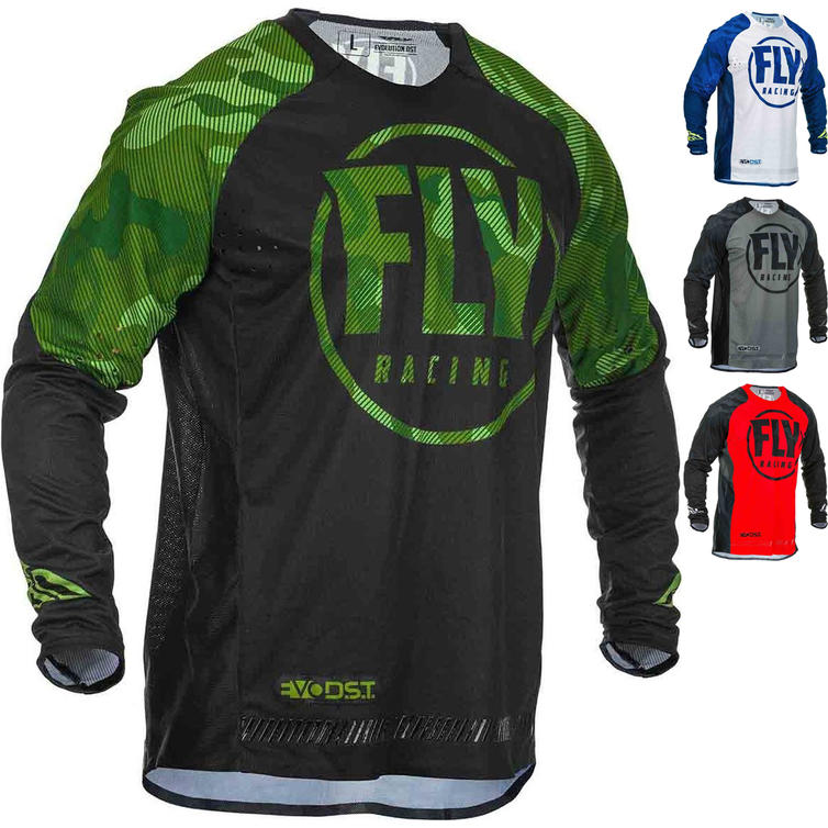 Fly Racing 2020 Evolution Motocross Jersey