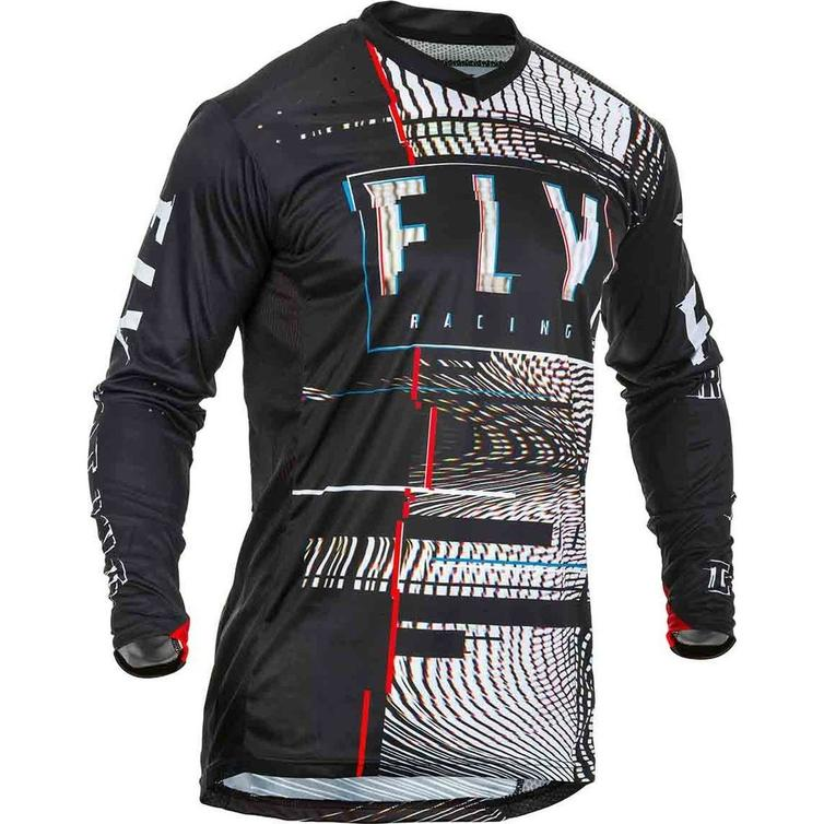 Fly Racing 2020 Lite Glitch Motocross Jersey