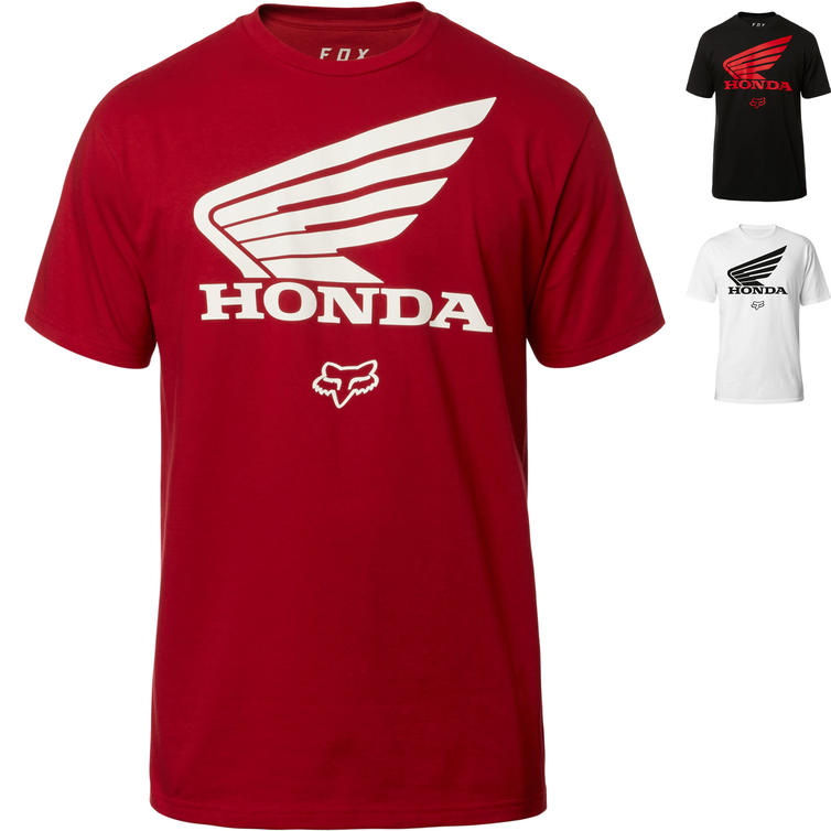 Fox Racing Honda Short Sleeve T-Shirt