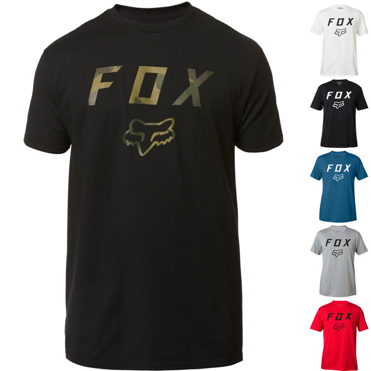 Fox Racing Legacy Moth Short Sleeve T-Shirt