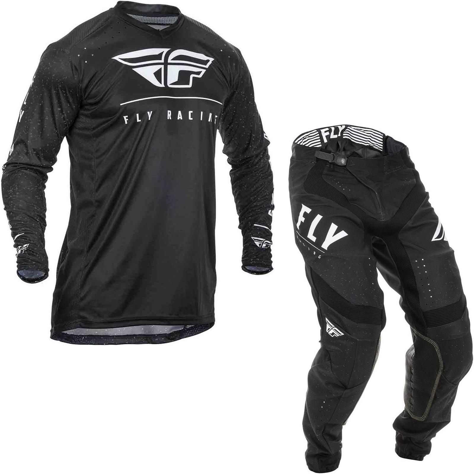 Fly Racing Lite Hydrogen Jersey Pant Combo Set MX Riding Gear MX//ATV Motocross