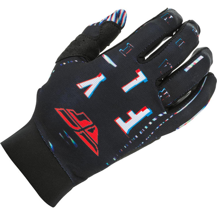 Fly Racing 2020 Pro Lite Glitch Motocross Gloves