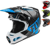Fly Racing 2020 Formula Vector Youth Motocross Helmet