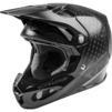 Fly Racing 2020 Formula Youth Motocross Helmet Thumbnail 2