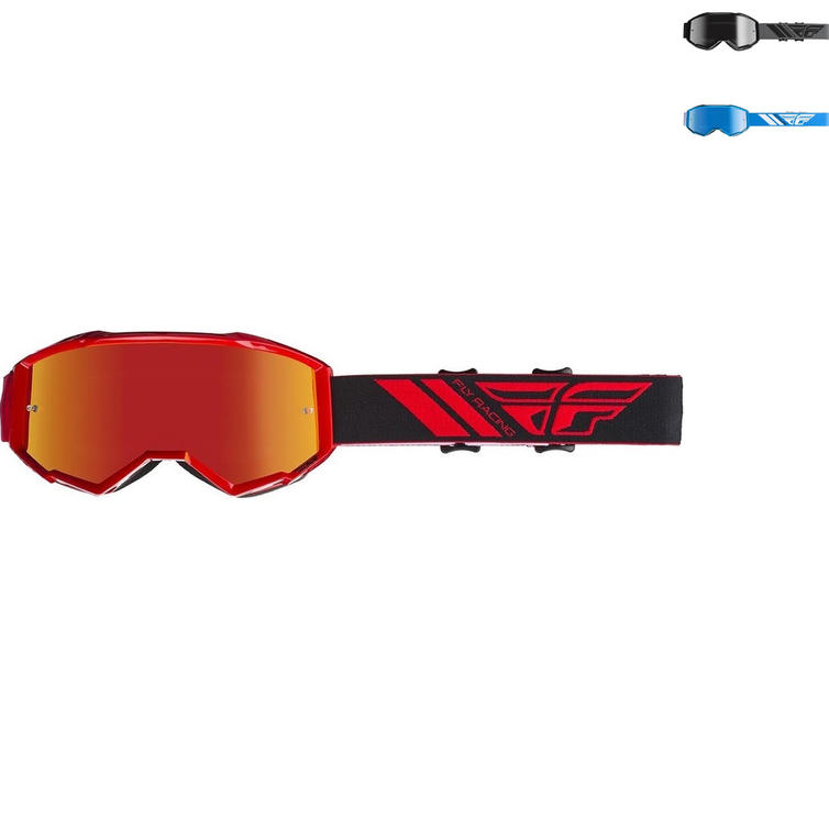 Fly Racing 2020 Zone Youth Motocross Goggles