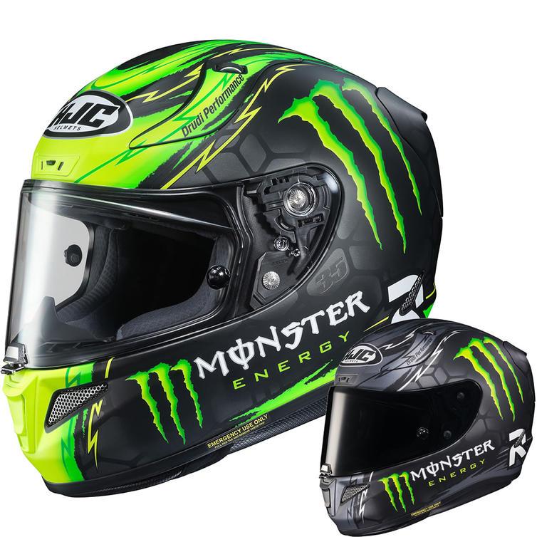 HJC RPHA 11 Cal Crutchow Replica Motorcycle Helmet