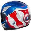 HJC RPHA 11 Captain America Motorcycle Helmet Thumbnail 4
