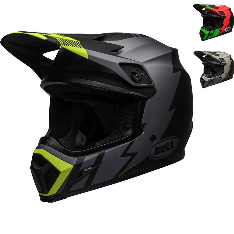 Bell MX-9 MIPS Strike Motocross Helmet