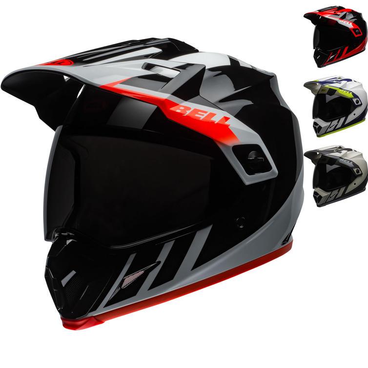 Bell MX-9 Adventure MIPS Dash Motocross Helmet