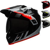 Bell MX-9 Adventure MIPS Dash Motocross Helmet