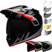 Bell MX-9 Adventure MIPS Dash Dual Sport Helmet & Visor Kit