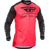 Fly Racing 2020 Lite Hydrogen Monster Energy Cup SE Motocross Jersey & Pants Coral Black Blue Kit Thumbnail 4