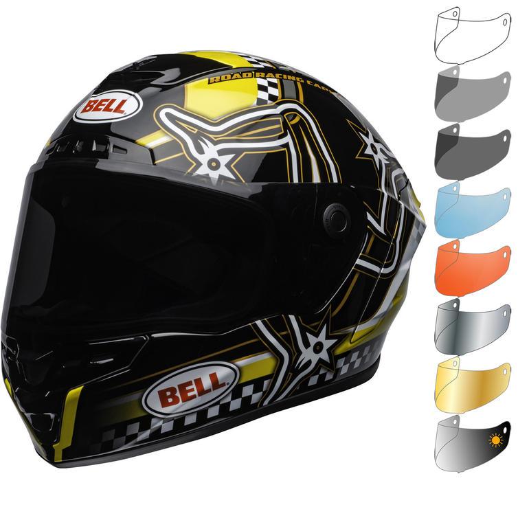 Bell Star MIPS Isle of Man Motorcycle Helmet & Visor