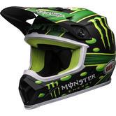 Bell MX-9 MIPS McGrath Showtime Motocross Helmet