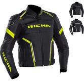 Richa Monza Leather Motorcycle Jacket