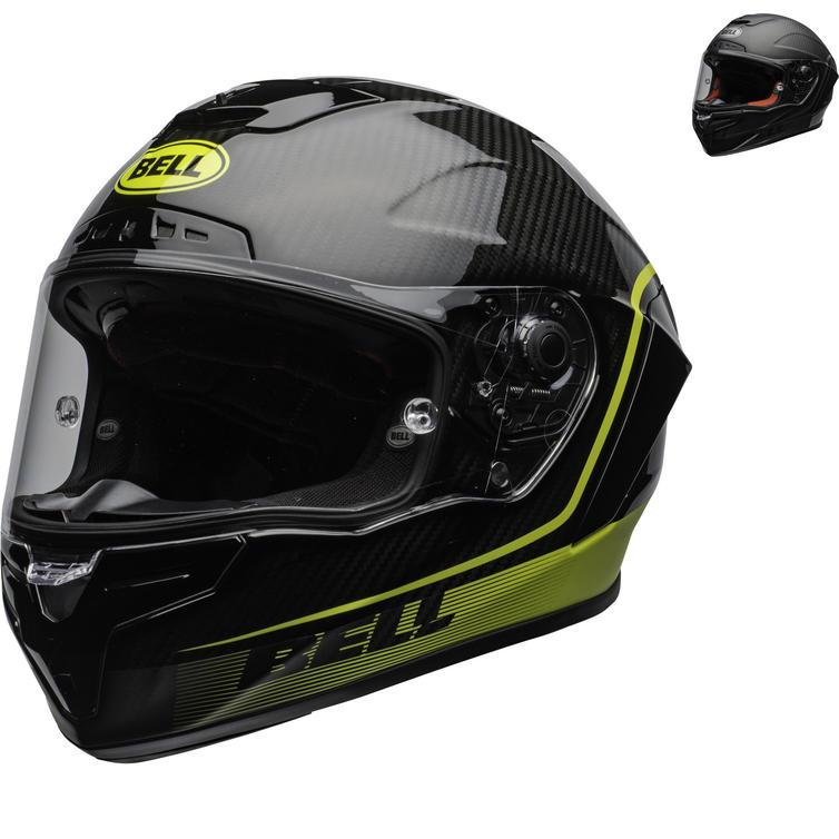 Bell Race Star Flex DLX Velocity Motorcycle Helmet